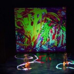 performance silk cascades