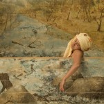 Irina Botea-autoportrait