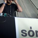 Trevor Jackson performing Sonar 2012