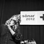 La VAmpires sonar 2012