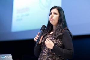 at symposium